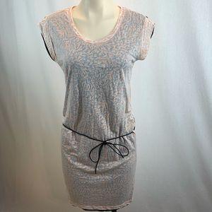Maison Scotch Reversible Burnout Dress S